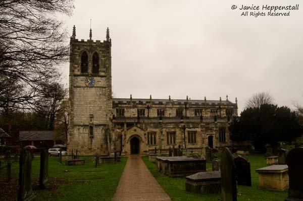 St Mary's church, Tadcaster