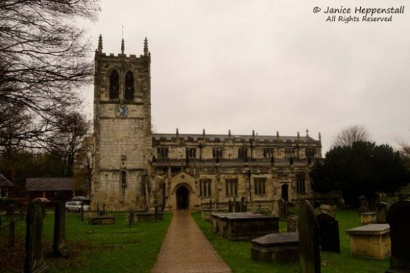 St Mary's church, Tadcaster